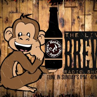 """The Live Brew Radio Show """"Blues With Brew"""" Episode: 16 3/11/17"""