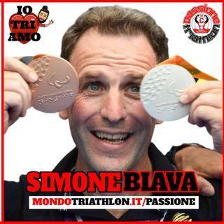 Passione Triathlon n° 141 🏊🚴🏃💗 Simone Biava