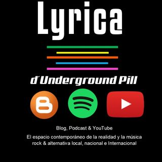 Lyrica ep 2 -El Podcast del Rock- Roger Waters, Tool, ACDC, Blink 182 & Sum41 y los Proximos festivales