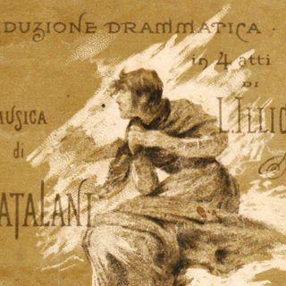 La Domenica di Ameria Radio  2 marzo 2021 ore 18.00 - Musiche Alfredo Catalani – La Wally pagine pagine scelte - Tebaldi. Del Monaco, Cappuc