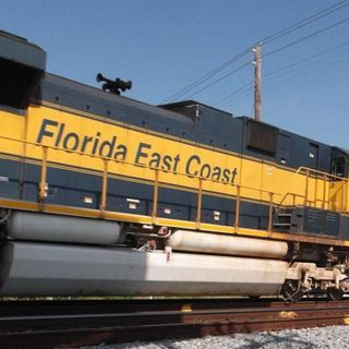 Trains Haul Hazardous Gas Cargo in South Florida +