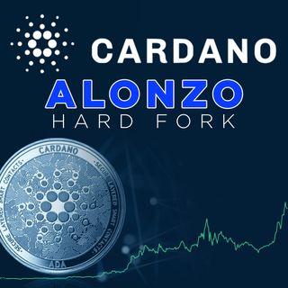 283. Cardano Alonzo Hard Fork in September | ADA Sentiment Analysis