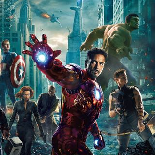 Especial Avengers 1