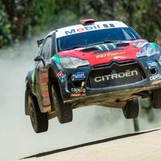 Charla de Rally Mobil con Cristian Ascencio