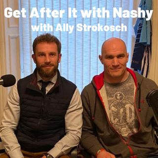 Episode 71 - Rugby - with former Scotland rugby player Ally Strokosch