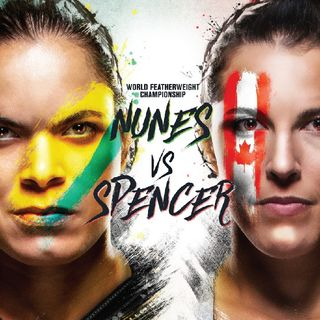 Preview Of The UFC250 PPV Headlined By Amanda Nunes-Felicia Spencer For The UFC Featherweight Title Live On ESPN In Las Vegas