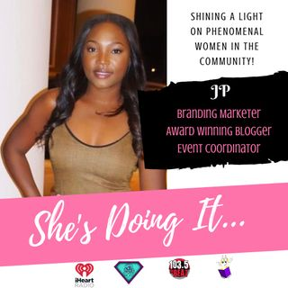 Shes Doing It: Meet Jennifer Placide (JP) The Blogger With A Solid Purpose