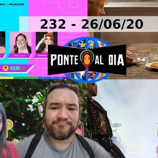 Pride | Ponte al día 232 (26/06/20)