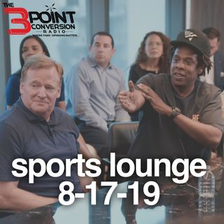 The 3 Point Conversion Sports Lounge- Jay-Z (Right or Wrong), Sophomore NFL QB, What's Wrong With USA Basketball, Trout or Bellinger