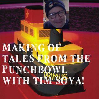 Making of Tales From The Punchbowl with Tim Solyan