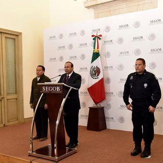 Detenidos ya se encuentran en Fiscalía de asuntos especiales