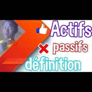 ACTIFS / PASSIFS