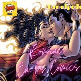 Romance en los comics T2021