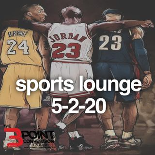The 3 Point Conversion Sports Lounge- Is  Kobe Disrespected, Who's The Biggest Sports Figure In Atlanta (Doug Stewart), G League or NCAA
