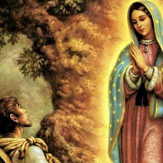 Antecedentes de la Virgen de Guadalupe