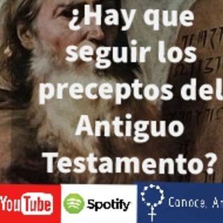 Bono: ¿Tenemos que seguir los preceptos del Antiguo Testamento?