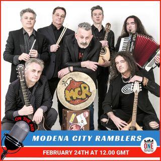 """I Modena City Ramblers: """"Vi aspettiamo al Brixton Jamm di Londra il 27 febbraio"""""""