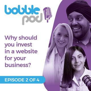 Why should you invest in a website for your business?