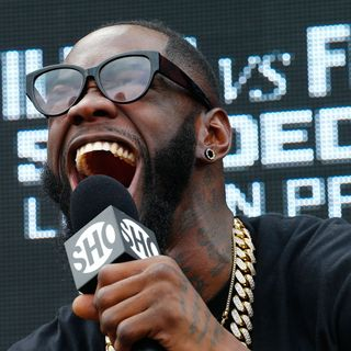 Showtime Boxing: Deontay Wilder Press Conference