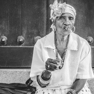 Mayaya La Santera/Cuban Santeria Voodoo Story Cult Leyend
