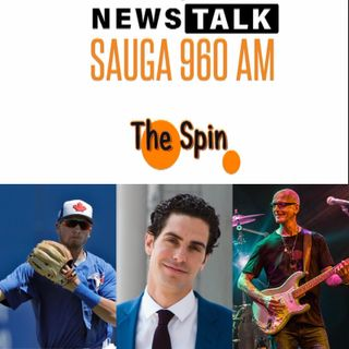 The Spin - June 29, 2020 - Jordan Groshans on Training Camp, Importance of Wearing a Mask & Kim Mitchell on Music