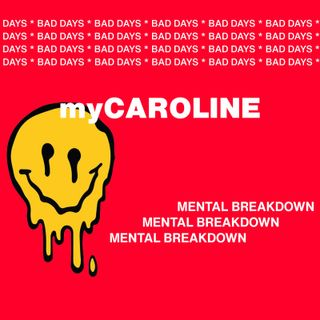 MENTAL BREAKDOWN // Bad Days