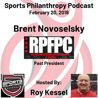 Episode 2: Part 2--Brent Novoselsky, Retired Professional Football Players of Chicago
