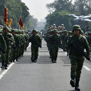 Fuerzas armadas respetan Derechos Humanos: AMLO
