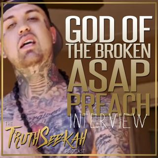 ASAP Preach Interview | Innerview | God Of The Broken