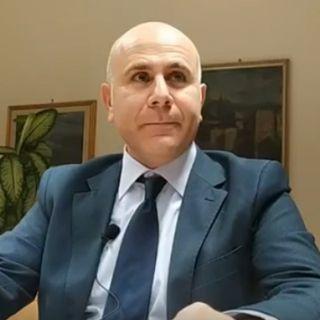 Intervista al sindaco di Fondi De Meo, conferenza di fine anno