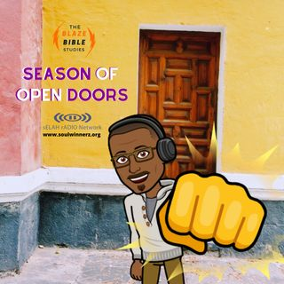 Season of Open Doors -DJ SAMROCK