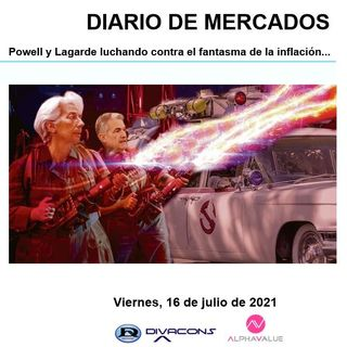 DIARIO DE MERCADOS Viernes 16 Julio
