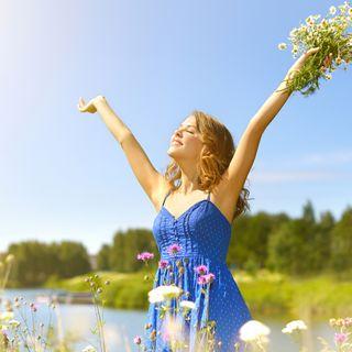 A Alegria virá ao amanhecer...