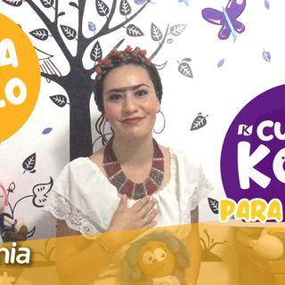 KidZania. Cuentos Kool para Dormir - Frida Khalo