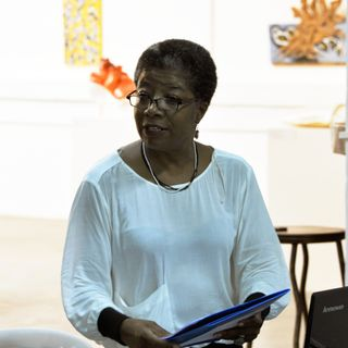 Interview with Marilyn Douala Bell - doual'art et le SUD Salon Urbain de Douala (FRA)