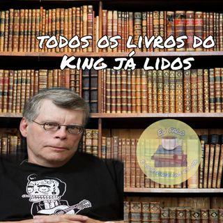 todos os livros do King que eu já li