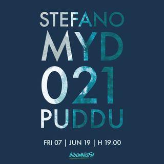 MYD PA 021 | JUN 19 | STEFANO PUDDU