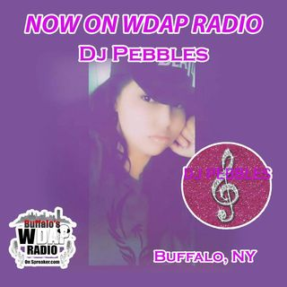 Saturday Mixdown In The Mix with Dj Pebbles