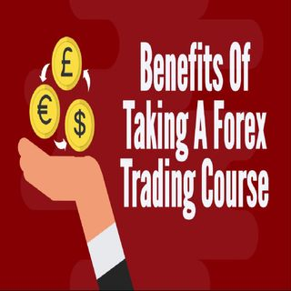 Benefits Of Taking A Forex Trading Course
