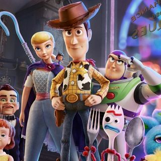 Damn You Hollywood: Toy Story 4