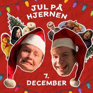 7 December - Jul på hjernen