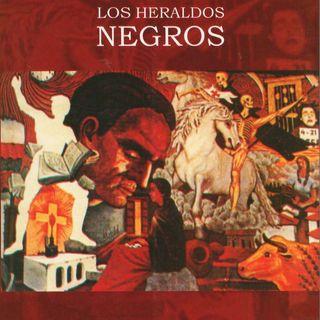 Poema Los Heraldos Negros de César Vallejo