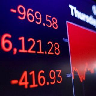 Wall Street registra una importante caída