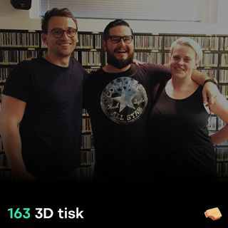 SNACK 163 3D tisk
