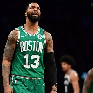Marcus Morris's Frustration Stems From Belief In Celtics