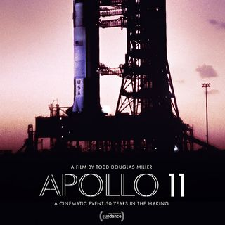 "Maria McCann reviews ""Apollo 11."" a feature length documentary about the moon landing"