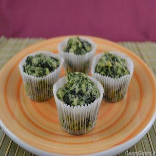 DOLCE E SALATO - Ricetta Muffin alle verdure