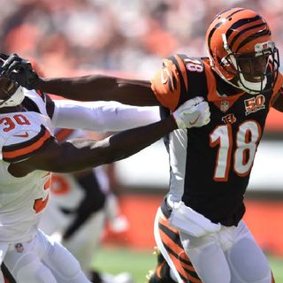 Locked on Bengals - 10/3/17 The good, the bad and the ugly from Sunday's win