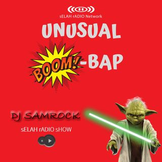 """Boom Bap Sessions"" with DJ SAMROCK"