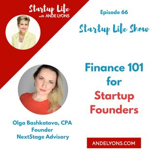 Finance 101 for Startup Founders